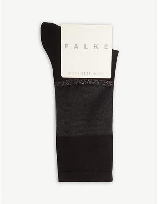 Falke Sheer Elegance cotton-blend socks