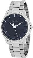 Gucci G-Timeless Collection YA126441 Men's Stainless Steel Analog Watch