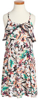 Ella Moss Brandi Print Dress (Big Girls)