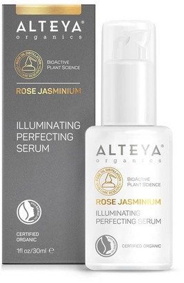 Alteya Organics Illuminating Perfecting Serum Rose Jasminium 30Ml