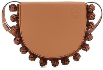 Loewe Heel Knots leather shoulder bag
