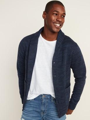 Old Navy Sweater-Fleece Shawl-Collar Cardigan for Men