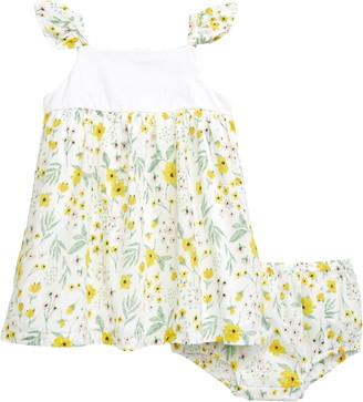 Nordstrom Floral Flutter Dress