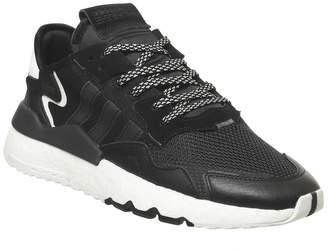 adidas Nite Jogger Boost Core Black Carbon