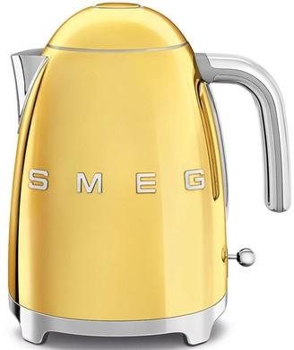 Smeg Kettle Gold 1.7l Limited Edition