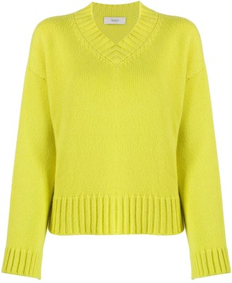 Pringle Cashmere Long-Sleeve Sweater
