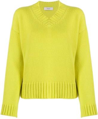 Pringle cashmere long-sleeve sweater