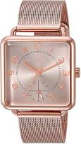 Michael Kors Women's Quartz Stainless Steel Casual Watch, Color:-Toned (Model: MK3664)