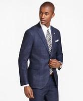 Brooks Brothers Milano Fit Plaid 1818 Suit