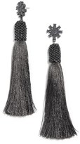BaubleBar Women's 'Ishigaki' Tassel Drop Earrings