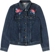 Cath Kidston Embroidery Denim Jacket