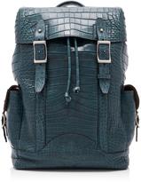 Ghurka Explorer Alligator Backpack