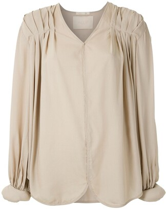 ALUF Cora long sleeves blouse