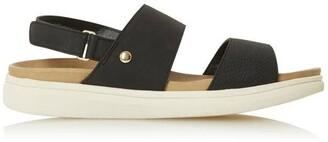 Roberto Vianni Leiila White Sole Sandals