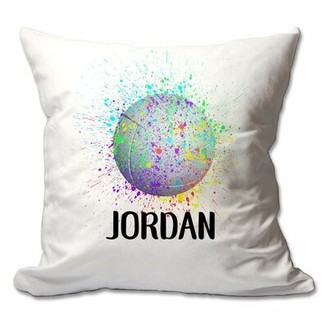 Zoomie Kids Robles Volleyball Throw Pillow Cover Customize: Yes