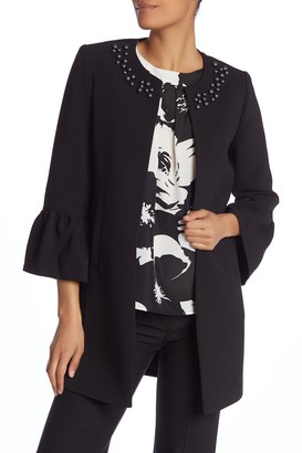 Nine West Bell Sleeve Coat