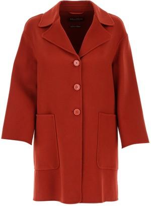 Max Mara Single Breasted Coat