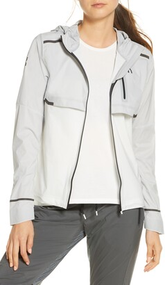 On Weather Water Repellent Hooded Jacket