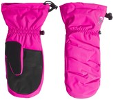 Spyder Candy Downhill Ski Mittens - Waterproof, 650 Fill Power, Leather Palms (For Women)