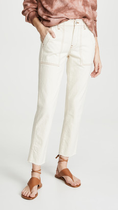 TRAVE Deja Utility Tapered Jeans