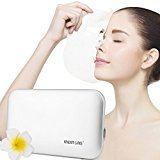 KINGDOMCARES Electric Mask Heater Essence Facial Mask Pure Natural Face Mask Facial Treatment Wrinkles Acne Scars Blackheads Cellulite Ultimate Spa Quality Skin Care Silver