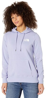 The North Face Box Nse Pullover Hoodie (TNF White) Women's Sweatshirt