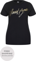 City Chic Bowie Logo Tee