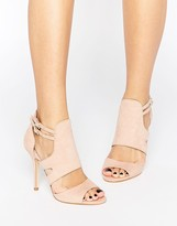Miss KG India Cut Out Heeled Sandals