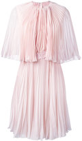 Giambattista Valli pleated dress - women - Silk/Cotton/Viscose - 42
