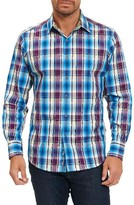 Robert Graham Men's Hiran Plaid Sport Shirt