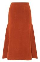 Joseph Wool-blend skirt