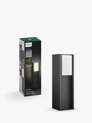 Philips Hue Turaco LED Outdoor Light, Black