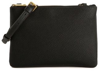 Fossil Sadie Leather Crossbody Bag