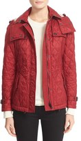 Burberry Women's Finsbridge Short Quilted Jacket