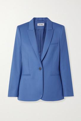 Cefinn Jamie Twill Blazer - Cobalt blue