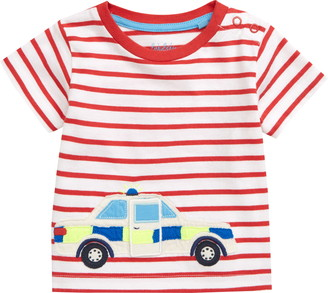Boden Police Vehicle Applique T-Shirt