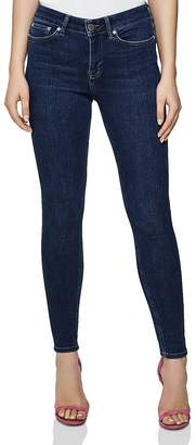 Reiss Lux Skinny Jeans in Washed Blue