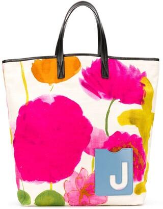 La DoubleJ Shopper Prom canvas tote