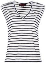 Alice+Olivia striped t-shirt