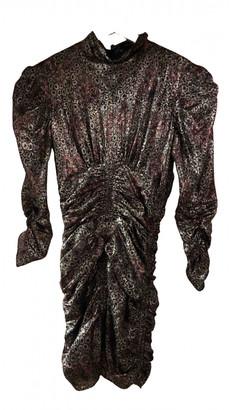 Isabel Marant Silver Cotton - elasthane Dresses