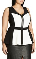City Chic New York Top