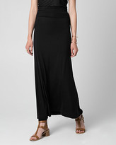 Le Château Jersey Maxi Skirt
