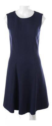 Prada Blue Wool Dresses