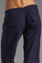 Bobi Linen Drawstring Pant