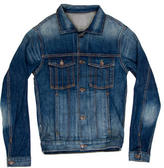 6397 Denim Fitted Jacket w/ Tags
