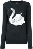 Markus Lupfer 'swan' pullover