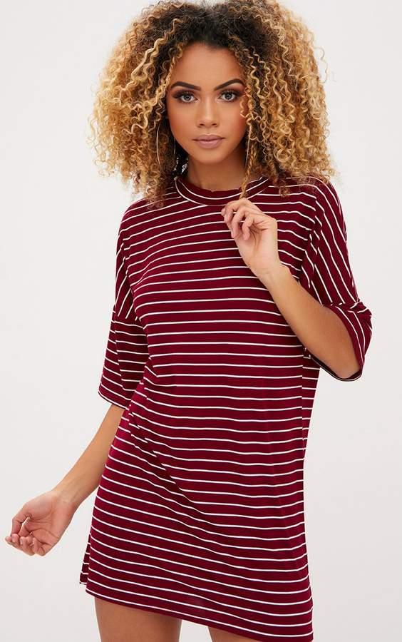 0dd5fe59d0d PrettyLittleThing T Shirt Dresses - ShopStyle UK