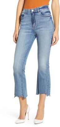 DL1961 Bridget High Waist Crop Bootcut Jeans
