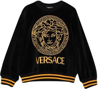 Versace Black Sweatshirt