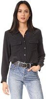 Equipment Women's Slim Signature Blouse